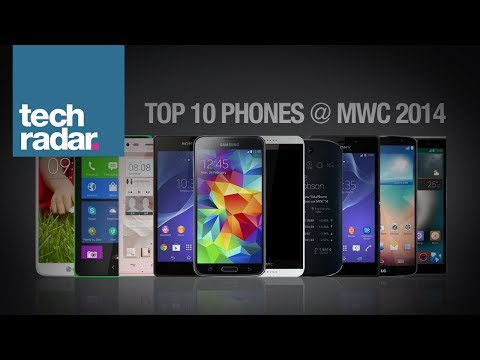Top 10 best smartphones of MWC 2014