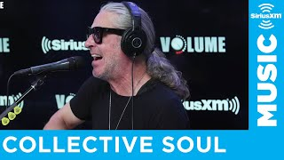 Collective Soul - The World I Know [LIVE @ SiriusXM]