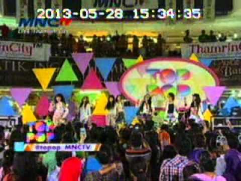 TOP POP MNCTV-7 ICONS-TAHAN CINTA-KALIBATA CITY