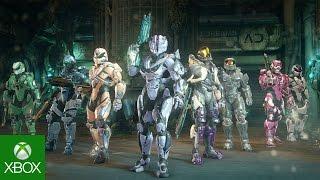 Halo 5 Guardians - Game Awards Multiplayer Trailer