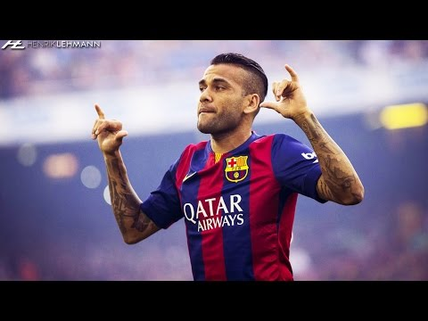 Dani Alves ● Skills, Tackles & Passes  ● 2015