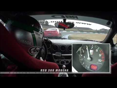 Advance Auto ZO6 vs Shadow Sports R35 GT-R vs TiRacing Exige vs GT3 RS Vs F360 Modena (HQ) 3/3