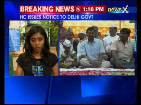 HC notice to Delhi government on non-appointment of Lokayukta