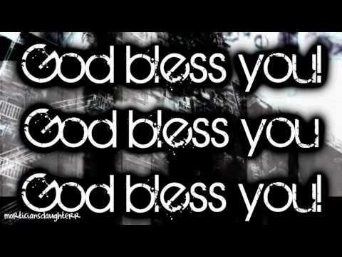 Black Veil Brides - God Bless You