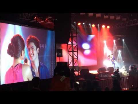 JaDine In Love - Dubai - James and Nadine - Ikaw Medley 19.03.2016