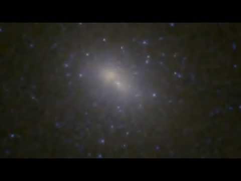 DOBLE NUCLEO DE LA GALAXIA ANDROMEDA (Andromeda Galaxy's Double Nucleus)