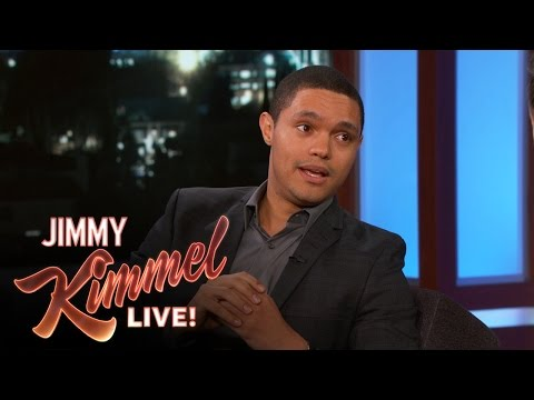 Trevor Noah's Move From South Africa to the US