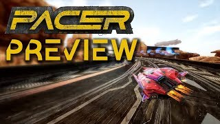 The F-Zero, WipEout Sequel You Want Is Called Pacer - Inside Gaming Preview