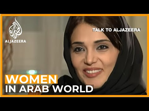 Talk to Al Jazeera - Why Arab women still 'have no voice'