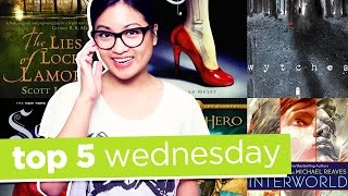Series I Want to Start in 2015 | Top 5 Wednesday