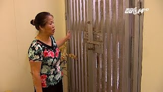 (VTC14)_Những ngôi nhà không ngõ ở Hà Nội