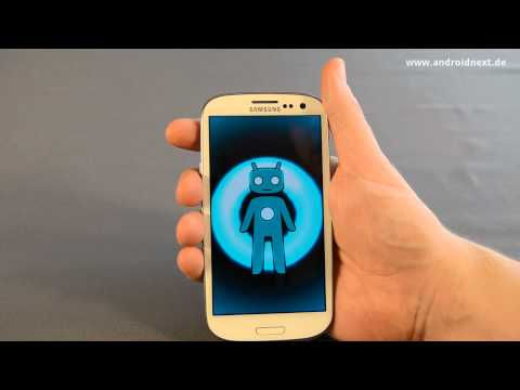 Samsung Galaxy S3 - Jelly Bean via CyanogenMod 10 installieren - Howto - androidnext.de
