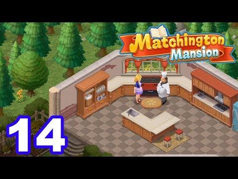 MATCHINGTON MANSION - WALKTHROUGH GAMEPLAY - PART 14 ( iOS   Android )