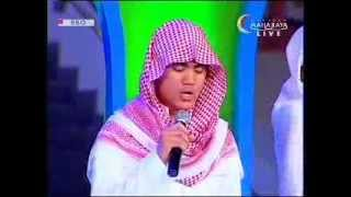 Handsome Qur'an Recitation by Abdullah and Royan