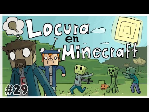Locura en Minecraft MadPack #29 LUCKY BLOCKS y LA EPiC POTATO :D En Español