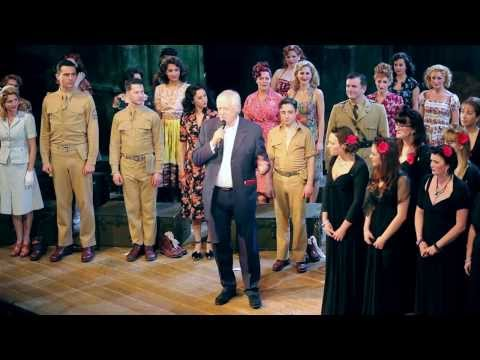 Military Wives Choir perform with From Here To Eternity - Musical