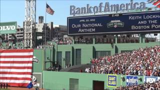 Fenway Park 100th Anniversary Opening Ceremony
