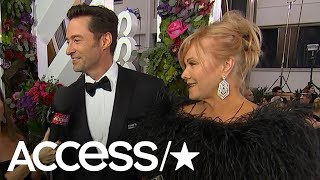 Download Lagu Hugh Jackman On His Friendship With Zac Efron & His Marriage To Deborra-lee Furness | Access Gratis STAFABAND