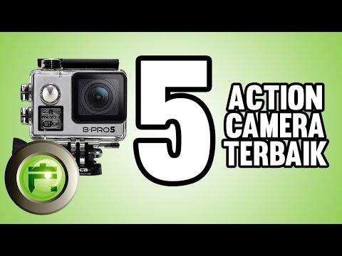 FLASH TOP 5: Action Camera Terjangkau Terbaik