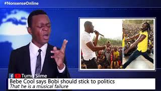 Bebe Cool attacks Bobi Wine 2018