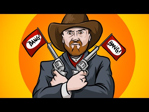 WILD WILD WEST (Garry's Mod Murder)
