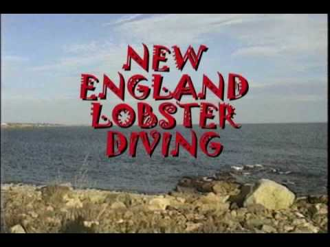 Lobster SCUBA dive  Cape Ann Massachusetts