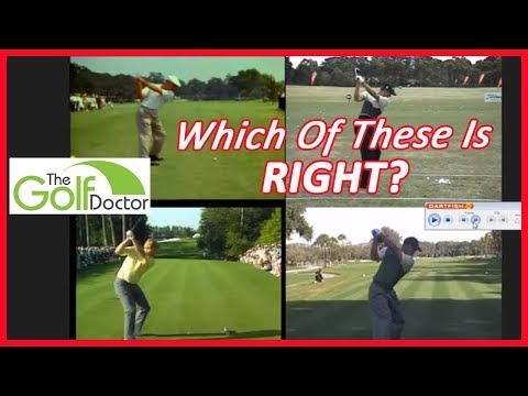 The Correct Position At The Top Of The Backswing - By Brian Fitzgerald The Golf Doctor