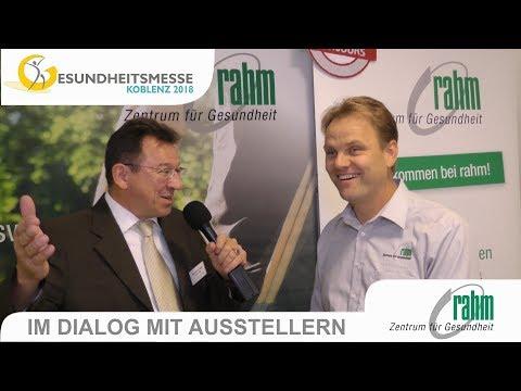 Gesundheitsmesse Koblenz 2018 - rahm Zetrum für Gesundheit