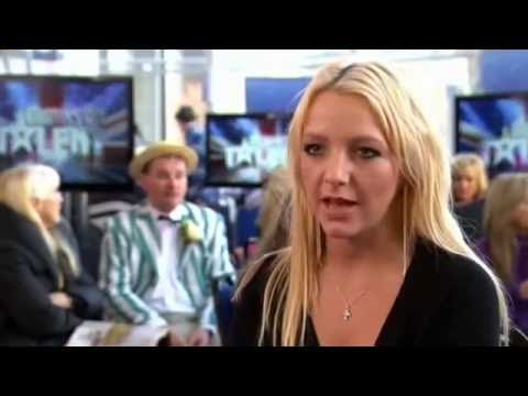 Lorna Bliss - Britain's Got Talent 2011 audition - International Version