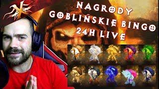 Goblińskie Bingo! Giveaway! 24h Live Diablo 3 Sezon 14