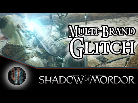 Middle-Earth: Shadow of Mordor - Multi-Brand Glitch