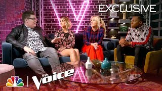 Download Lagu The Voice 2018 - The Winner's Circle: Living Beyond The Voice (Digital Exclusive) Gratis STAFABAND