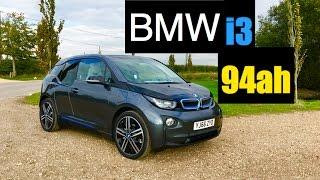 2017 BMW i3 94ah Review - Inside Lane