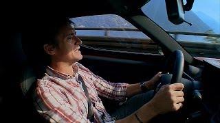 Richard Hammond's Alfa races a jet ski around Lake Como – Top Gear: Series 21 Episode 2 – BBC Two