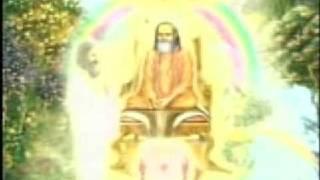 Maharishi sings GuruPuja