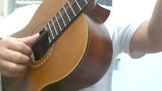 Điệu BALLAD Guitar 4/4 (Part 2) - Ballad Finger Picking & Strumming Guitar 4/4