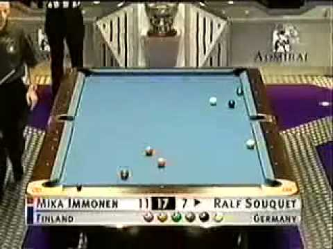 Mika Immonen vs Ralf Souquet