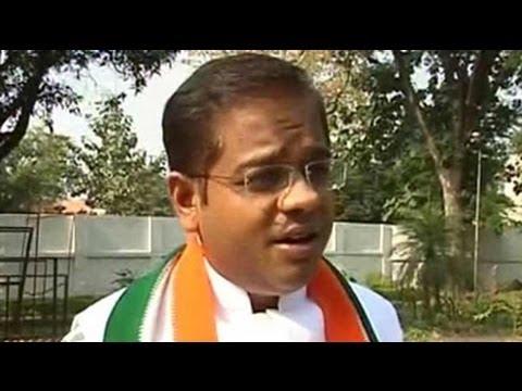 Born in the USA, says Amit Jogi, Congress candidate in Chhattisgarh Photo,Image,Pics-