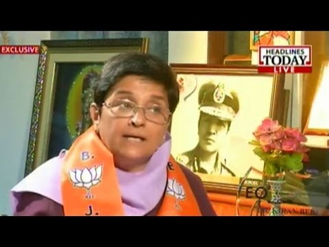 Don't need to mention who approached me to join BJP: Bedi