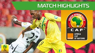 CAN Orange 2013 | Mali 3-1 Ghana