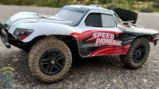 PXtoys 9301 RC Car High-speed Sandy Land Truck : Unboxing ,Review & Testing