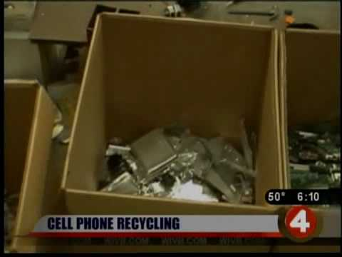 0 EPA encourages people to recycle phones