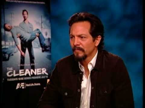 Benjamin Bratt Interview with Avi the TV Geek Video