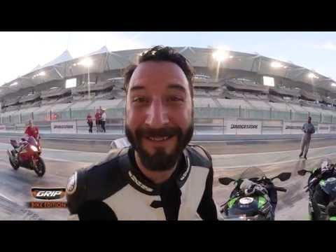 Superbikes in Abu Dhabi // GRIP – BIKE-EDITION