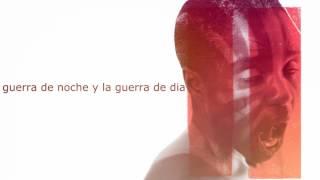RESIDENTE - GUERRA//LETRA//2017