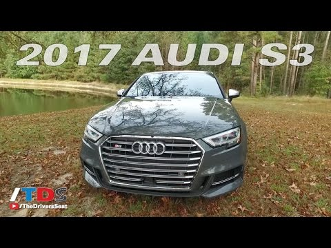 2017 AUDI S3 Review - The sports car disguised as a sedan