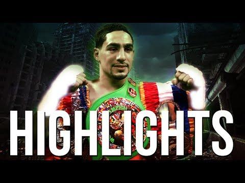 Danny Garcia Highlights 2016 | Дэнни Гарсия
