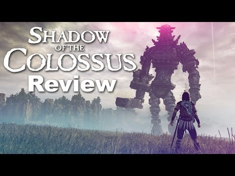 Shadow of the Colossus Review | PS4 Remake