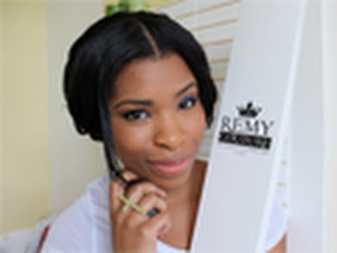 Sleek Remy Couture Hair Extensions Review 12