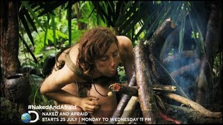 Naked and Afraid - Hindi